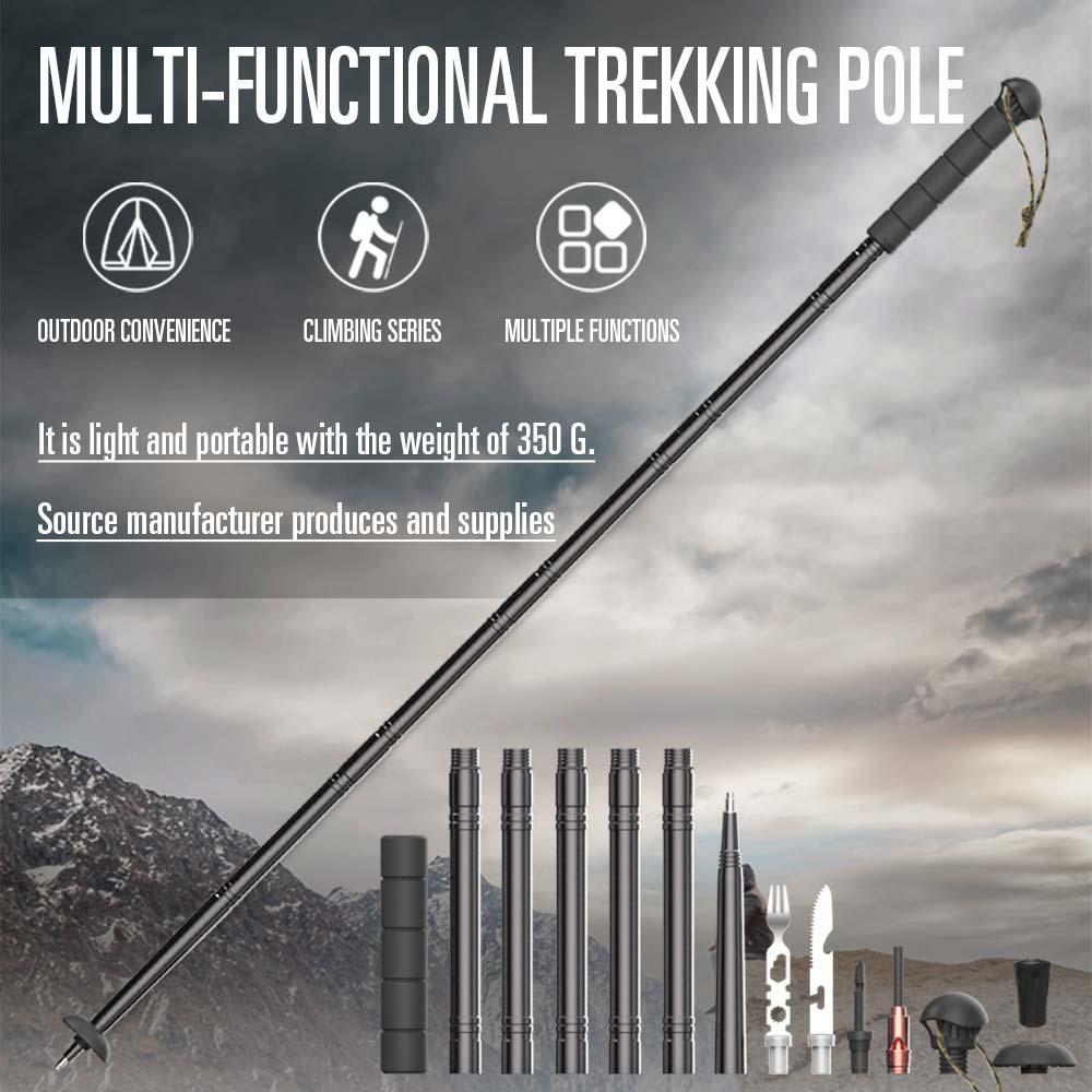 Walking Stick Trekking Poles Telescopic