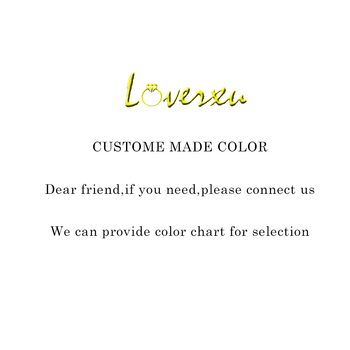 CUSTOME MADE COLOR