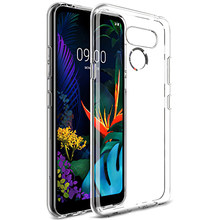 Cherie Shockproof Case For LG V30 V40 V20 V10 Q6 Q7 Q60 Cover Clear Soft TPU Case For LG G6 G7 G5 G4 G3 G2 K40 K4 K10 K8 2017(China)