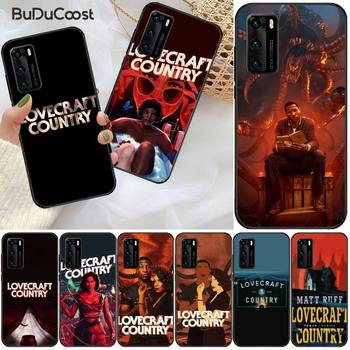 Jomy Horror TV Series lovecraft country Phone Case For Huawei P9 10 20 30 40 P Smart 20lite 2019 P30 lite Pro P9 lite 2017 image