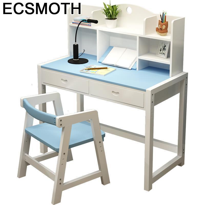 Stolik Dla Dzieci Cocuk Masasi Mesinha Desk Escritorio And Chair Adjustable Mesa Infantil Enfant Kinder Study Table For Kids