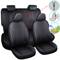 Car Seat Cover Full Covers for Dodge Charger Durango Journey Dongfeng Ax7 Chery Tiggo 5 T11 2012 2013 2014 2015 2016 2017 2018