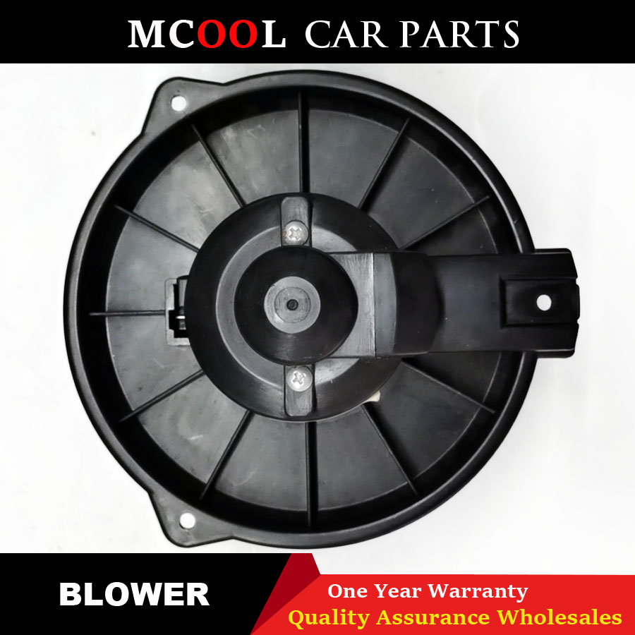 HVAC Heater Blower Motor w// Fan Cage for Mitsubishi Mazda Toyota ABS plastic US