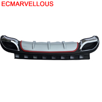 Personalized Automobile Modification Styling Front Rear Diffuser Tunning Car Lip Bumper 15 16 17 FOR Buick Excelle GT