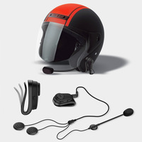 Manufacturers Direct Selling M2 Noise Reduction High Fidelity Stereo Wireless Intercom Hands Free Calls Motorcycle Helmet Blueto