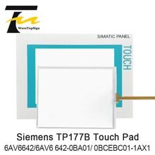Siemens TP177B Trackpad 6AV6642/6AV6 642-0BA01/0BCE01-1AX1 Film