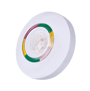 Image 5 - (1 PCS)Indoor 360 degree ceiling Motion sensor infrared and microwave Double sensor Wired burglar alarm NC  signal output