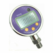 0.05%FS High Accuracy 4-20mA Output RS485 Optional Digital Gas Liquid Pressure Gauge 10m h2o water range 20m pu air tube cable ip68 protection 4 20ma submersible pressure sensor 12 30v supply 0 5% accuracy