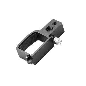 Image 5 - Pour Fimi Palm/DJI Osmo poche/poche 2 Extension Module fixe ventouses automobiles poche poche poche cardan support de montage