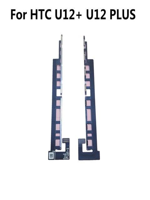 Azqqlbw 1 çift/grup HTC U12 + U12 Plus basınç sensör esnek kablo HTC U12 + basınç sensörü Flex kablo yedek parçaları