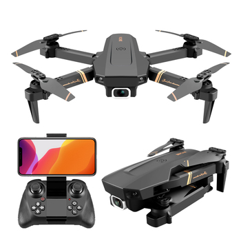 V4 Rc Drone 4k HD Wide Angle Camera 1080P WiFi fpv Drone Dual Camera Quadcopter Real-time transmission Helicopter Toys 6