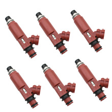 Fuel-Injector MD357267 2001-2002 Mitsubishi Nozzle for Montero 6pc/Lot 195500-3970