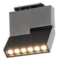 LED COB projecteurs lumière nordique piste carrée lumière bande spot ligne créative lumière pliable salon spot