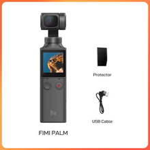 Brand New Original FIMI PALM camera Gimbal stabilizer 128 degree wide angle 4K UHD micro 3-axis handheld camera 240mins in stock