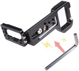 Image 3 - Fotga l suporte qr vertical placa de liberação rápida para sony a6600 câmera arca swiss