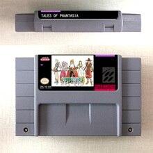 Tales Van Phantasia Rpg Game Card Us Version Engels Taal Batterij Besparen