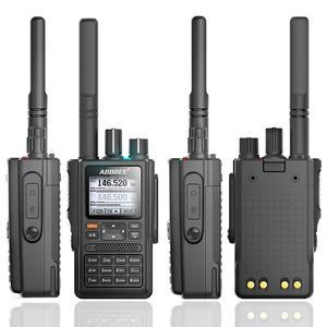 Image 4 - 2020 ABBREE AR F8 GPS haute puissance talkie walkie toutes bandes (136 520MHz) fréquence/CTCSS détection 1.77 LCD 999CH 10km longue portée