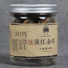60g/box China Yunnan Fengqing Dian Hong Premium DianHong Black Tea Beauty Slimming Green Food for Health Care Lose Weight