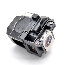 95% Brightness ELPLP57 for EB-440W/EB-450W/EB-450Wi/EB-455Wi/EB-460/EB-460i/EB-465i/EB-450We/EB-460e/EB-455i/H318A/H343A free shipping elplp57 v13h010l57 replacement projector lamps with cage for epson eb 440w eb 450w eb 450wi eb 455wi eb 460