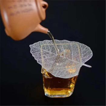Praktyczne ze stali nierdzewnej Bodhi liści sitko do herbaty sitko do liści sitko do herbaty sitko do herbaty herbata akcesoria tanie i dobre opinie CN (pochodzenie) STAINLESS STEEL