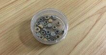 משלוח חינם 30pcs נירוסטה גנרי כתרים עבור שונה מותג שעון תיקון