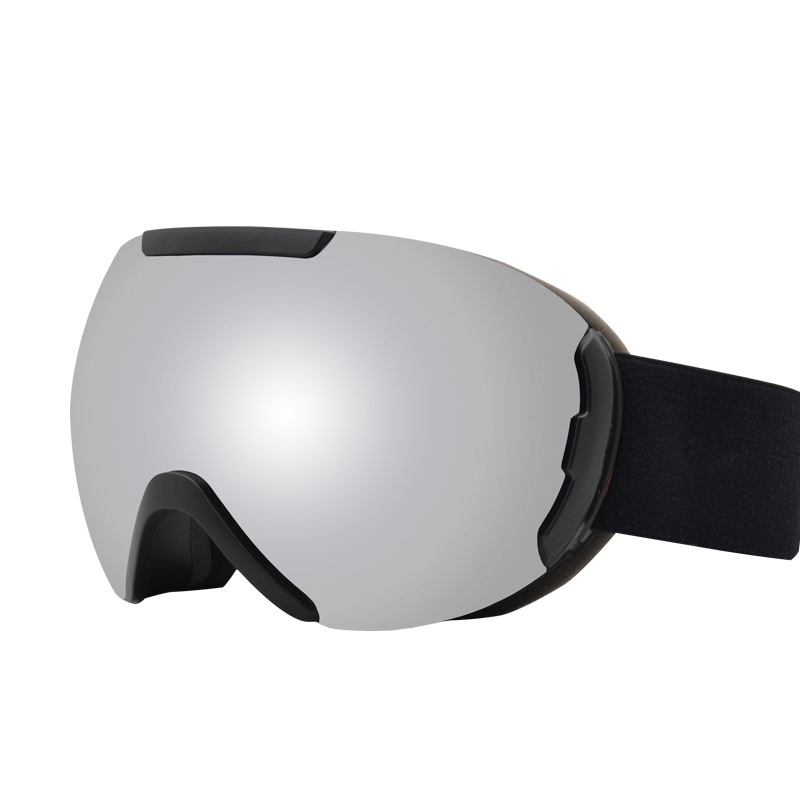 Hot Ski Glasses Double Anti-Fog Large Spherical Large Field Of View Anti-UV Ski Goggles Mountaineering Goggles
