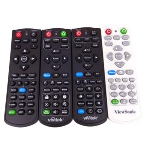 Image 1 - NEW Original for Vivitek ViewSonic Projectors Remote Control RCP01051 PJD6552LWS PJD6552W XY 7080