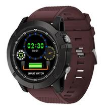 цена SW002 IP68 waterproof Smart Watch Bluetooth 4.0  Heart Rate Passometer Screen Sleep Blood Tracker Exercise training Smart-Watch