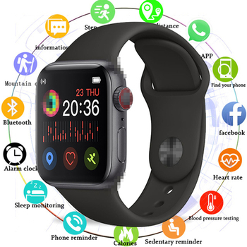 2020 Smart Watch Men Full Touch Waterproof Smartwatch Blood Pressure Fitness Tracker Women Clock For Android IOS - sale item Smart Electronics