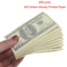 Tissue-Paper Toilet 100-Dollars Money-Printed Paper-Napkins Creative Party-Supplies Funny