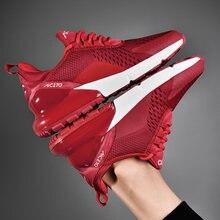 Baskets hommes 2021 poids léger casual chaussures maille chaude semelles respirant Zapatillas Mujer haute qualité Couple chaussures de marche Hombre