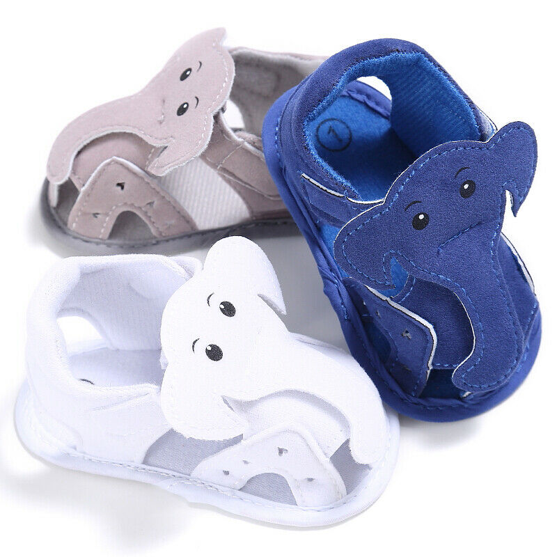 Newborn Baby Shoes New Baby Infant Kids Girl Boys Soft Sole Crib Sandals Toddler Newborn Sneakers Shoes