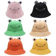 Дети мультфильм сумка мешок «лягушка» шляпа с широкими полями