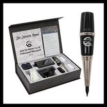 Original taiwan gigante sol G 9740 maquiagem permanente máquina de tatuagem caneta profissional g9740 tatuagem arma kit g8650 G 8650