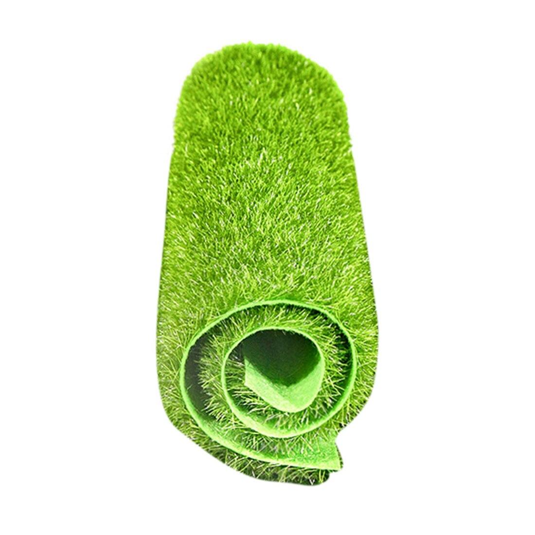 1pcs 30 X 30cm Artificial Grassland Grass Lawn Turf Grass For Garden Decor 2020 New Arrival  - Green