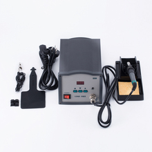Lead Free High Frequency Digital Display Environmental Protection Eddy Current Constant Temperature Soldering Iron
