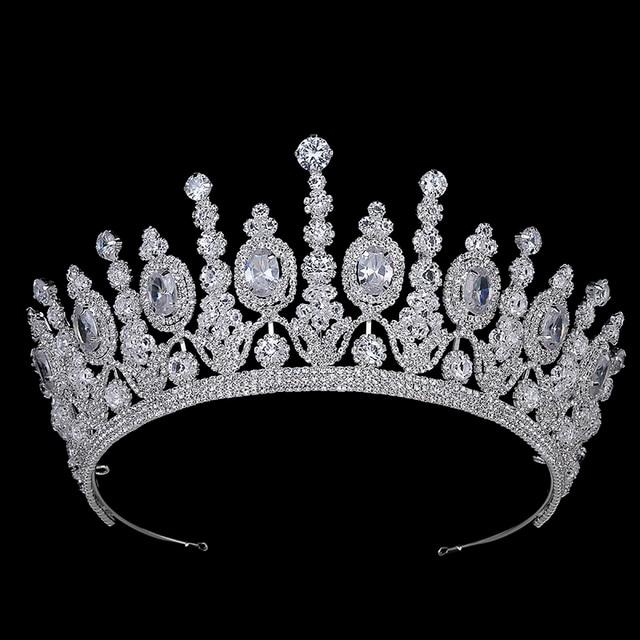 Hadiyana, новая классическая женская коронка для свадебной вечеринки, 2018