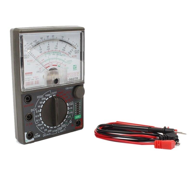 Analog multimeter de 960tr AC DC Volt Ohm current Testing Electrical Multitester|Multimeters| |  - title=