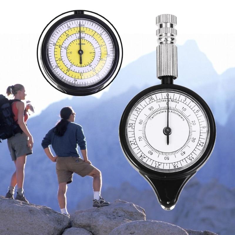 Map Rangefinder Odometer Multifunction Compass Curvimeter Outdoor Climbing Sport Y98F