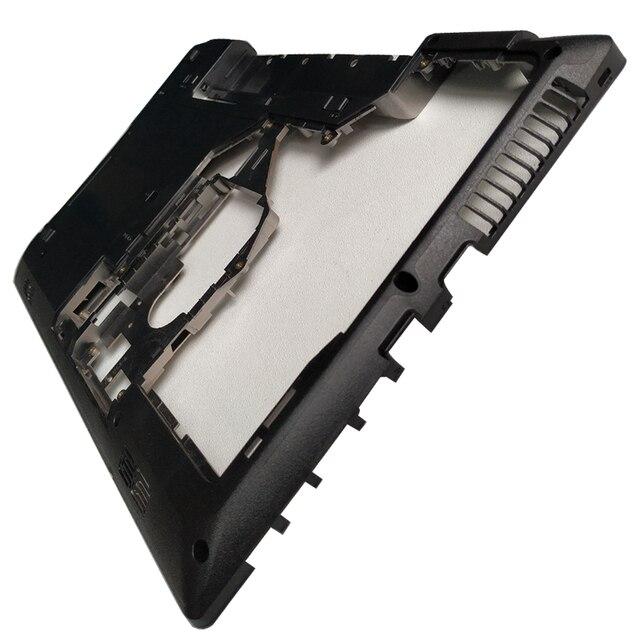 Nouvelle housse de protection pour ordinateur portable pour Lenovo G570 G575 housse de protection supérieure/couvercle du boîtier inférieur avec HDMI
