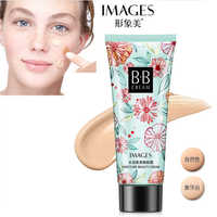 Professional Soft BB Cream Concealer Moisturizing Foundation Base Makeup Bare Whitening Easy to Wear Face Beauty Cosmetics