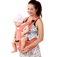Ergonomic Baby Carrier Kangaroo Baby Sling Infant Kid Baby Hipseat Wrap Front Baby Carrier Facing For Travel 0-36 Months disney ergonomic baby carrier infant kid baby hipseat sling front facing kangaroo baby wrap carrier for baby travel 0 36 months