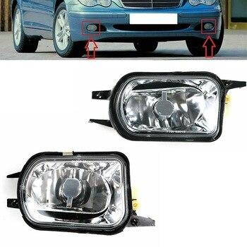 A la izquierda para parachoques derecho niebla luz de conducción niebla sin bombilla para Benz W203 C230 C240 C320 C350 W215 CL500 CL600 W209 CLK320 CLK500