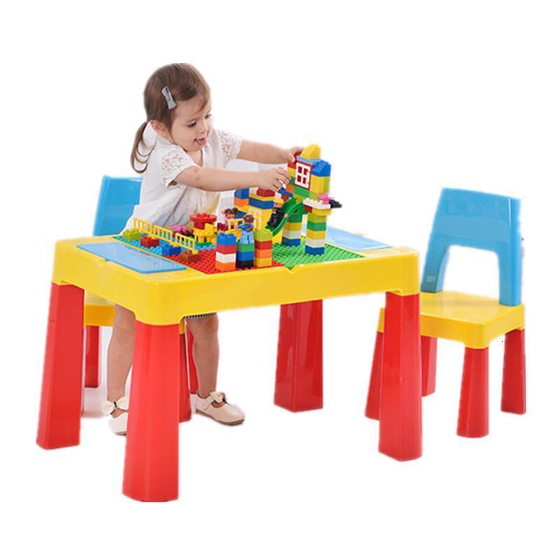 Mesa De Estudo Pour Desk Scrivania Bambini Baby Toddler Plastic Game Kindergarten Study For Kinder Bureau Enfant Kids Table