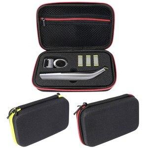 Image 1 - Besegad estojo de viagem, eva, organizador, aparador de barbeador elétrico, bolsa de armazenamento para philips oneblade pro qp 150 6520 6510