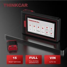THINKSCAN MAX Professional Car VIN Auto Scanner All System Active Test ECU Coding 28 Reset OBD2 Code Reader Diagnostic Tools