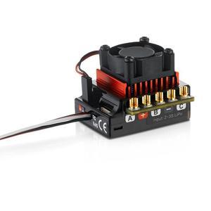 Image 2 - Hobbywing contrôleur de vitesse électrique ESC sans balais, pour voiture RC 60a/120a, capteur, sans balais, pour 1/10 1/12 RC, accessoire de voiture