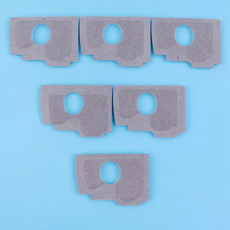 6 шт./лот набор пены для очистки воздушного фильтра для Stihl Ms170 Ms180 017 018 Ms 170 180 цепной пилы акция