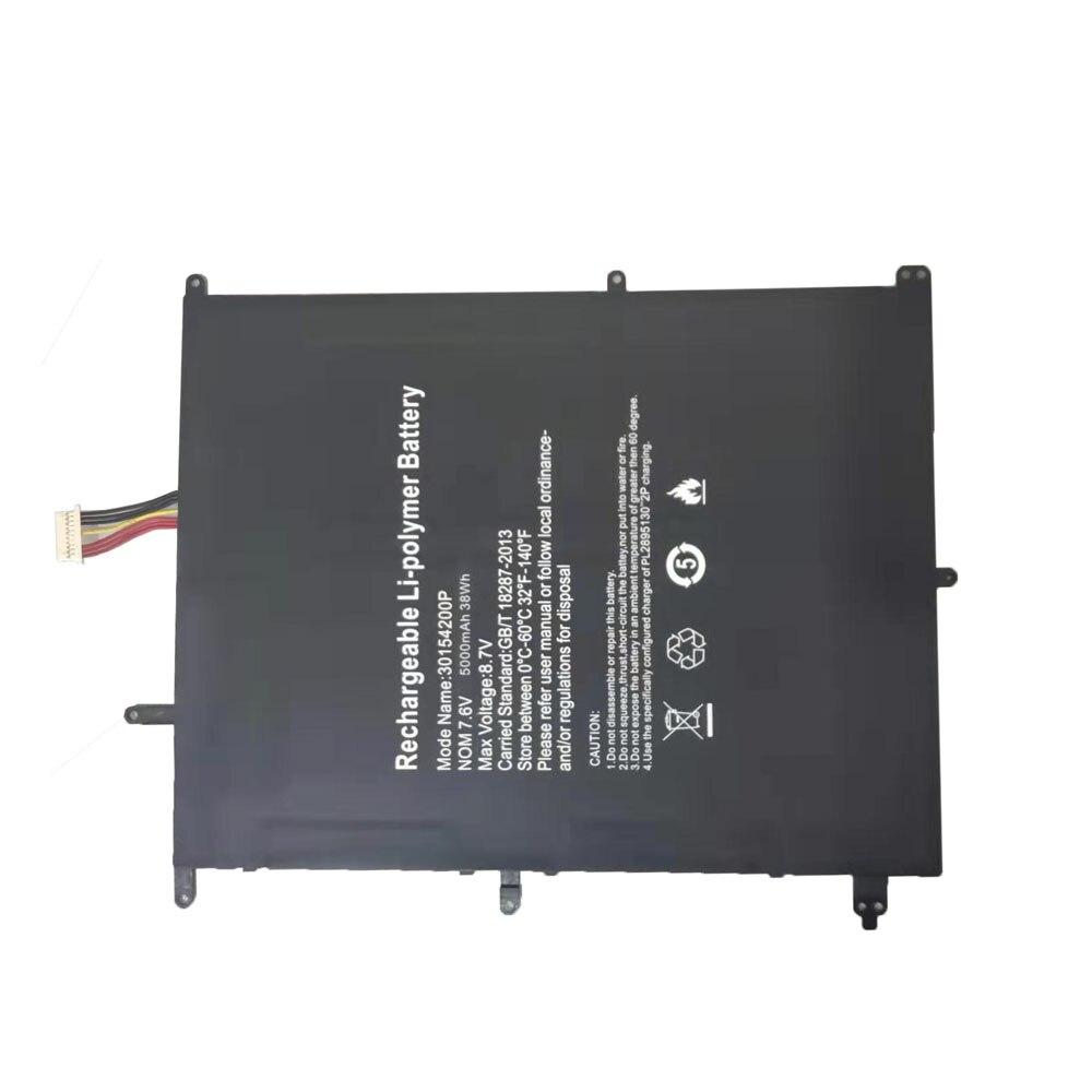 Laptop Battery For Prestigio For Smartbook 133S PSB133S01 PSB133S01CFH_DG_CIS 7.6V 5000mAh 38WH New