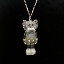 Ожерелье с куклой Улица Сезам женский модный бренд ожерелье